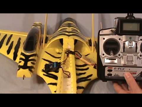 E-Fly 100C II Radio Binding Procedure - SN Hobbies