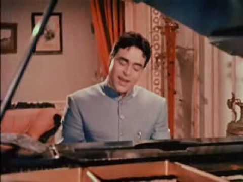 Mere Mehboob(1963)-Ae Husn Zara Jaag Tujhe Ishq Jagaye (Mohd...