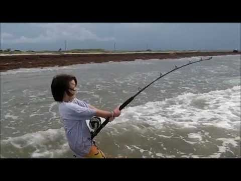 Hunting the giants 4 surf fishing southern california for Surf fishing southern california