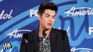 Adam Lambert -- Next 'American Idol' Judge!?