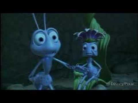 A Bug's Life is listed (or ranked) 36 on the list The Highest Grossing 90s Movies