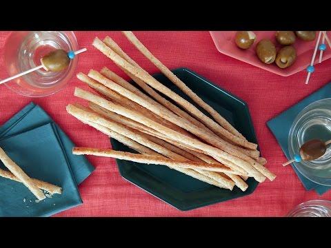 Parmesan Pepper Sticks