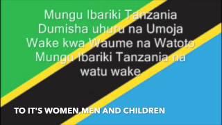 Watch National Anthems Tanzania National Anthem video