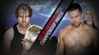WWE Road To WrestleMania Tour - Moline, IL - February 25th, 2017