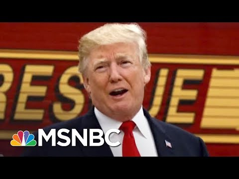 NYT: Donald Trump Says Russia Probe Makes America Look Bad | The 11th Hour | MSNBC