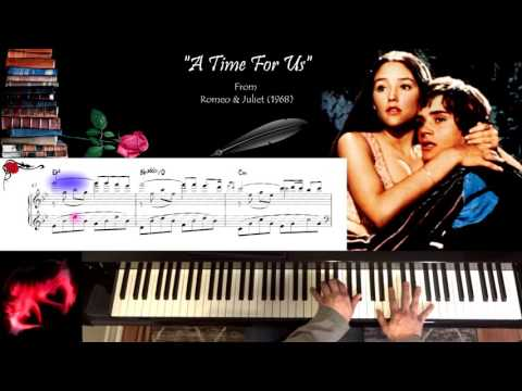 A Time For Us  Romeo & Juliet Piano