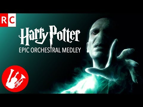 Harry Potter Medley: Snape to Malfoy Manor, The Locket, The Chamber of Secrets + MORE!