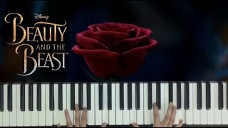 """The Rose"" Beauty and the Beast- 2017 Teaser -Piano"