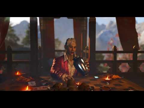 Far Cry 4 ; Пэйган Мин все появления в игре