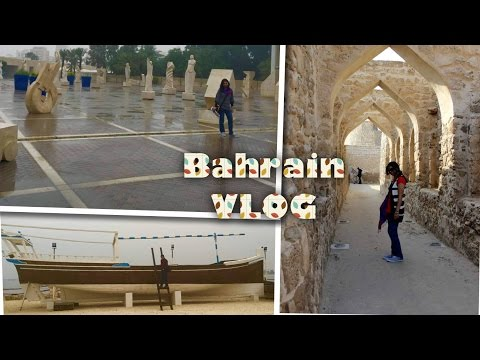 TRAVEL VLOG - BAHRAIN PART - 3 City Center/Pottery Barn/ Al Fateh Grand Mosque (EPISODE 19)