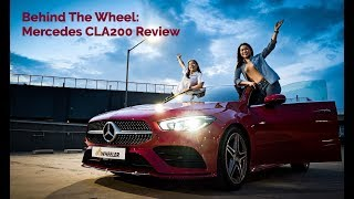 Mercedes-Benz CLA 200 Review   Behind The Wheel: Debut Episode