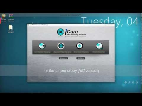 iCare Data Recovery 4.3 Full Version CRACK Free 1000% Working !!!