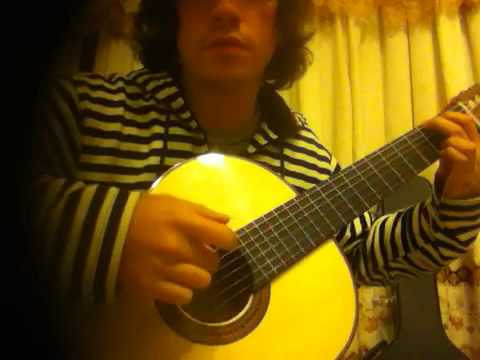 Como tocar polca Paraguaya (Guitarra) -Tutorial