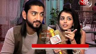 Gauri and Omkara - New Husband and Wife in Dil Bole Oberoi