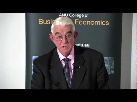 Entertainment or policy: the influence of media on politics - John Kerin at ANU