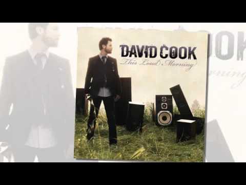 David Cook ~ Fade into me