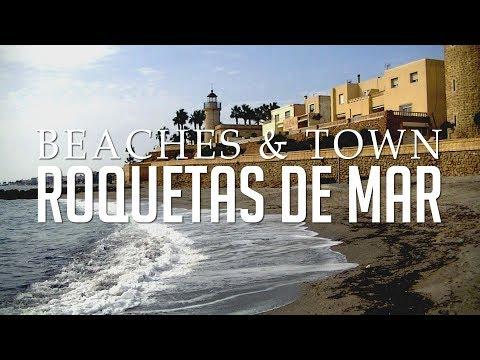 Roquetas De Mar   Beaches, Town & Castle