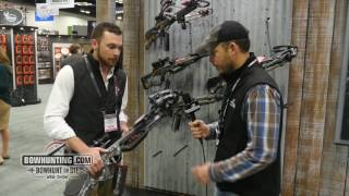 Barnett Ghost 420 Crossbow 2017 ATA Show