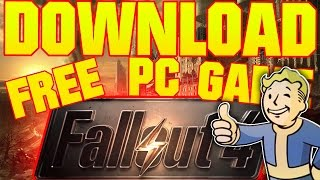 How To Get Fallout 4 for FREE on PC [Windows 7/8/1