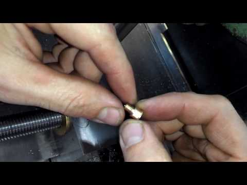 Как фрезеровать мелкие цилиндричиские изделия под прямым углом