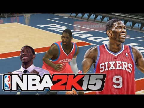 NBA 2K15 JULIUS RANDLE ROOKIE PREVIEW! Modded NBA 2K14 ...