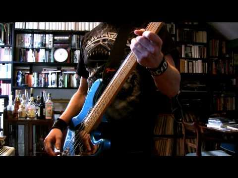 JUDAS PRIEST - Painkiller Bass Cover
