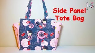 TOTE BAG | DIY BAG | HANDBAG | BAG TUTORIAL | BAG MAKING | COURDRE UN SAC | DIY BOLSA