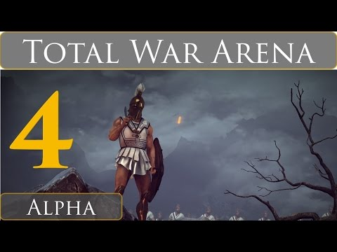 Total War Arena Alpha Battle Video 4