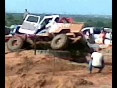 rusty trial 4x4 copa automoviles regio autodromo. 2008