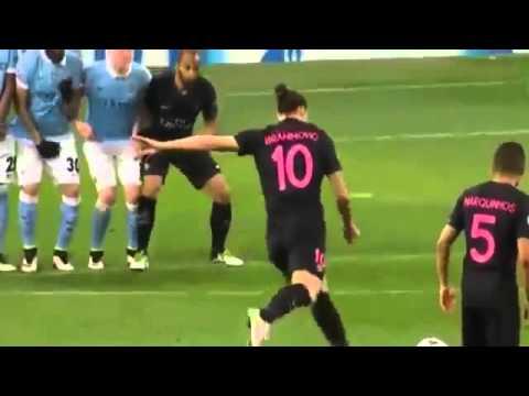 Resumen de Manchester City 1 Vs PSG 0 Champions League 2016 - 12 -04