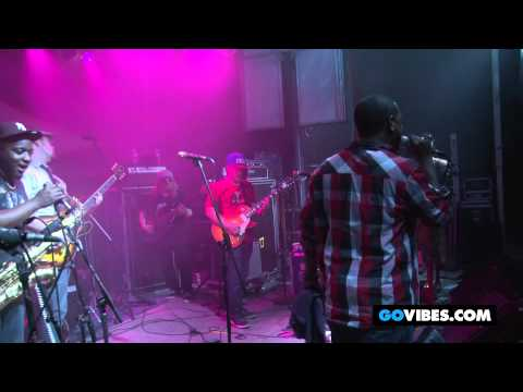 """Lettuce Performs """"Move On Up"""" with Nigel Hall at Gathering of the Vibes Music Festival 2012"""