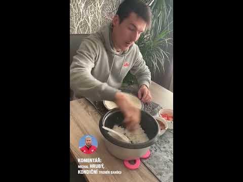 #varimesbanikem | vegetarianské burrito ? la Robert Hrubý