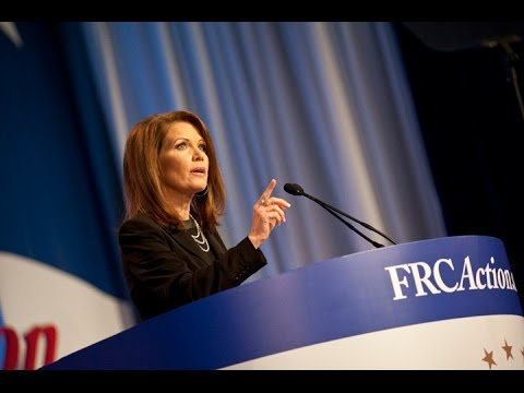 Rep. Michele Bachmann  - Values Voter Summit 2014