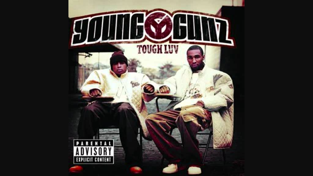 Young Gunz Logo Young Gunz and Jay-z - Never