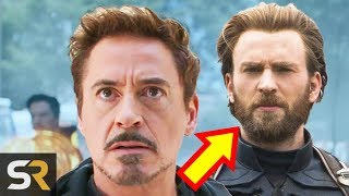5 Missing Scenes That Were ALMOST In Avengers: Infinity War