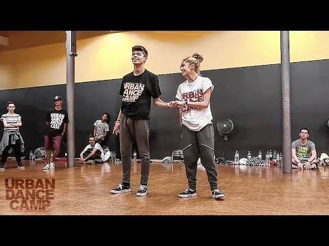 """Ian Eastwood ft. Chachi Gonzales :: """"Fall"""" by Justin Bieber (Choreography) :: Urban Dance Camp"""