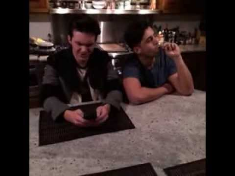 JOSH PECK GETTING HIGH Drake Bell & Josh Peck VINE vines JOSH SMOKING WEED pot marijuana