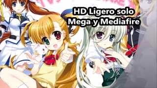 Descargar [Mahou Shoujo Lyrical Nanoha Vivid] HD MEGA [Cap 12/12] COMPLETO 2015