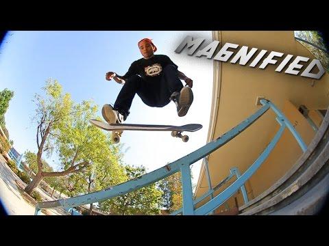 Magnified: Manny Santiago