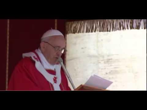 Homilía Papa Francisco Domingo de Pentecostés