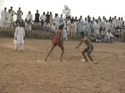 Kabadi Match Dharuggi Rajgan Chakwal 5 video