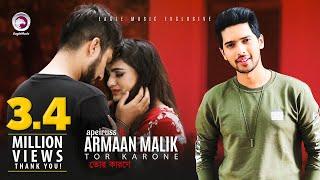 Tor Karone | Armaan Malik | Apeiruss | Official Music Video | Eagle Music