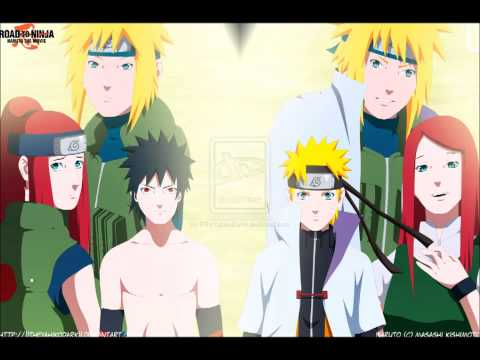 Naruto Road to Ninja Sad Song