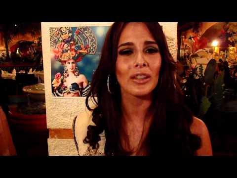 ADRIANA DORN, MISS NICARAGUA SALUDA A MY MDQUEENS