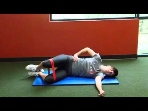 Clamshell Exercise Video Clamshell Exercises