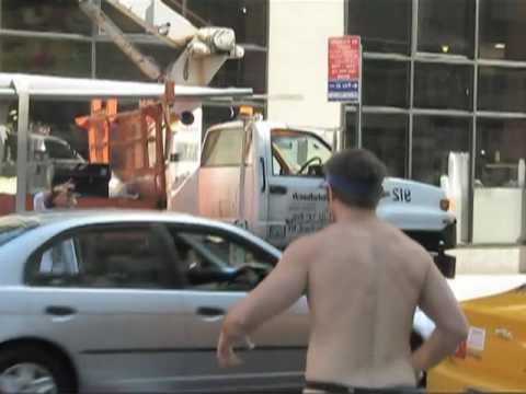 World's Fastest Nudist (montage) video