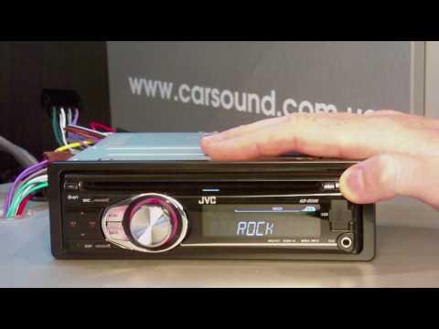jvc kd r506 youtube Plug Wiring Diagram
