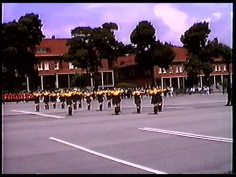 Mission High School (SF) 1988 JROTC Girls Drill Team 91st Competition
