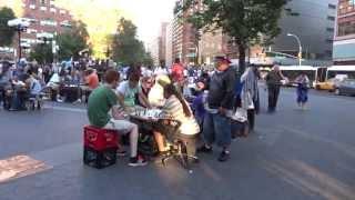 Walking in Manhattan - Union Square
