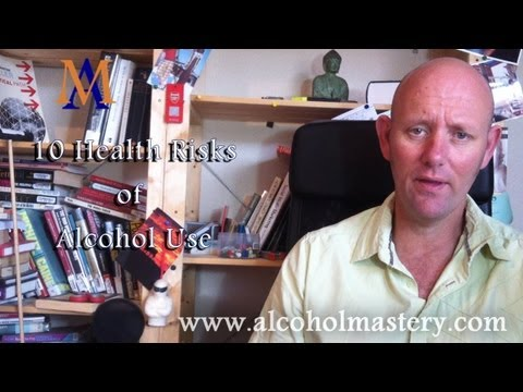 10 Health Risks of Alcohol Use